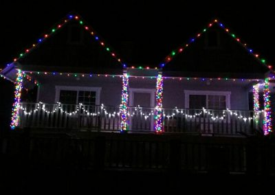 Professional Holiday Lighting Installation Residential